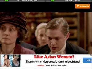 Two things I love: William stumbling over speech and Asian women looking for love
