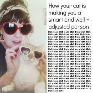 your cat is smart